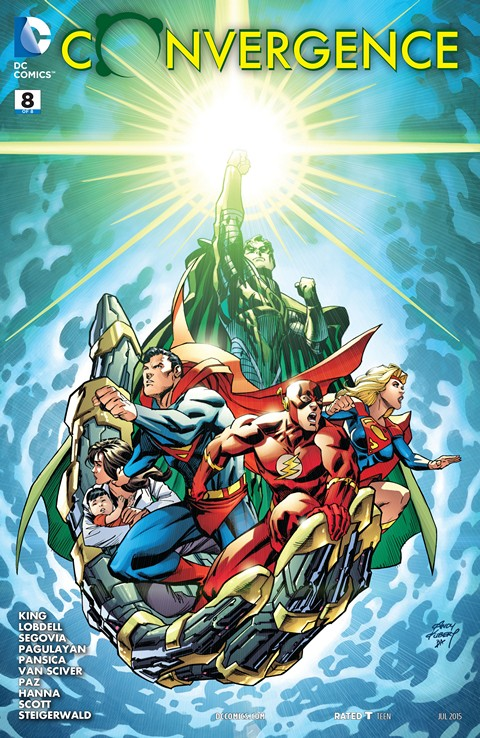 Convergence #0 – 8 + Tie-Ins (Complete) (2015)