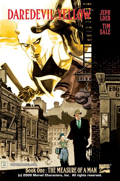 Daredevil – Yellow #1 – 6 (2001-2002)