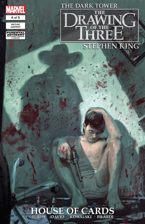 Dark Tower – The Drawing Of The Three – House Of Cards #4