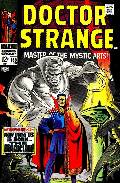 Doctor Strange Vol. 1 – 3 + Extras (1963-2011)