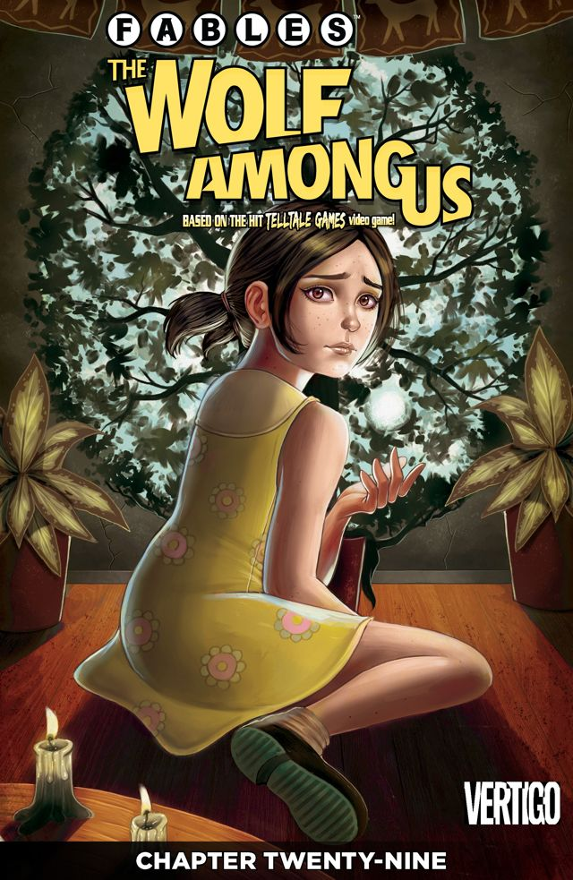 Fables – The Wolf Among Us #29