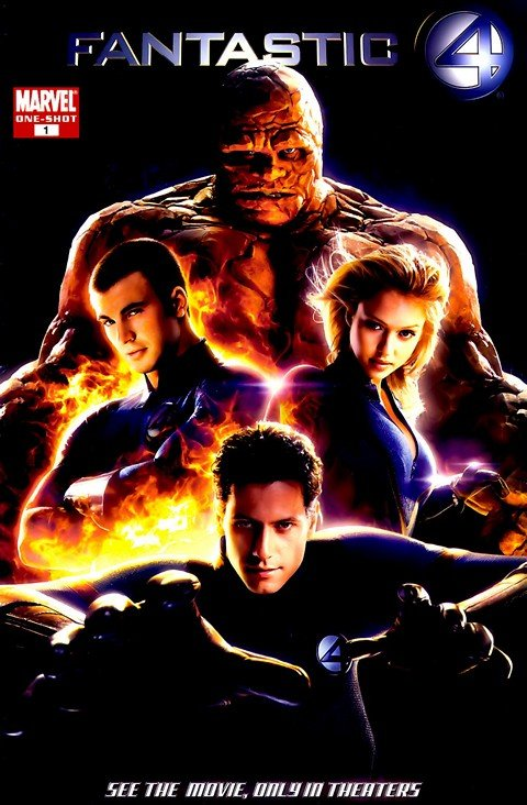 Fantastic Four – The Movie
