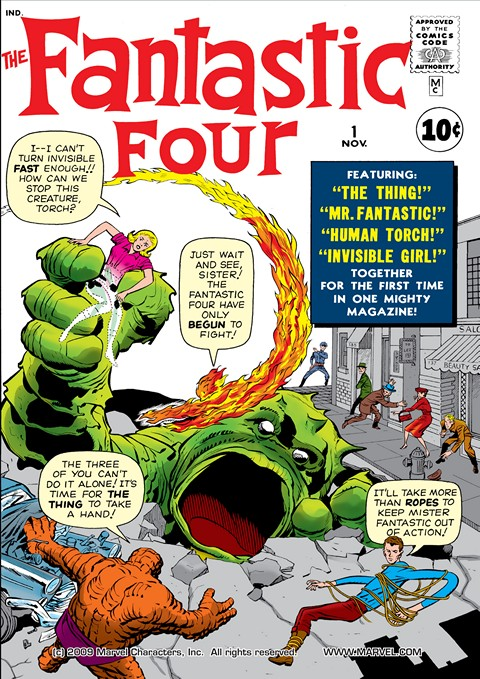 Fantastic Four (Ultimate Collection)