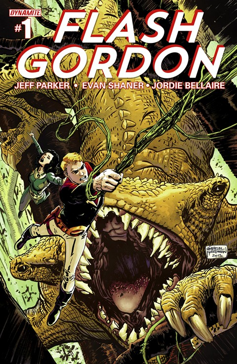Flash Gordon #1 – 8 + Extra