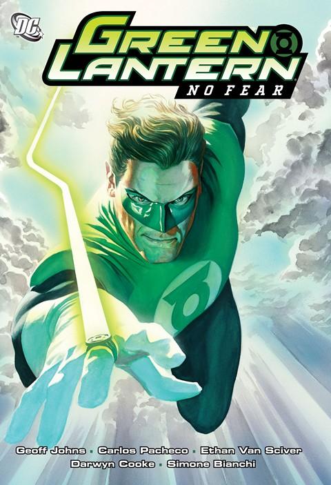 Green Lantern Vol. 4 TPBs – Vol. 1 – 11 (2006-2012)
