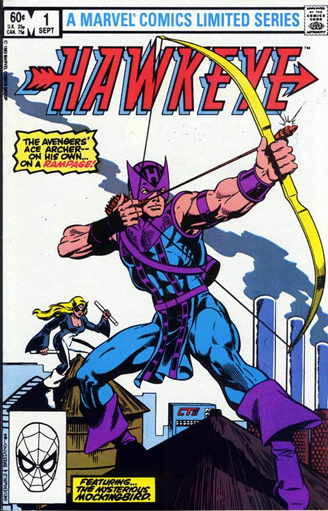 Hawkeye Vol. 1 – 5 + TPB + Extras (Collection) (1983-2017)