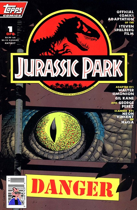 Jurassic Park (Collection)
