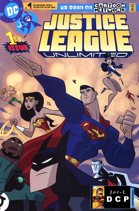 Justice League Unlimited #1 – 46 (2004-2008)