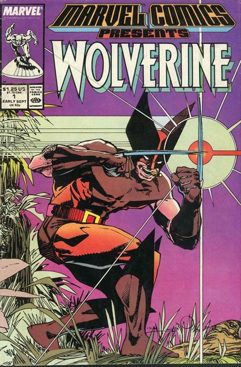 Marvel Comics Presents Vol. 1 #1 – 175 + Vol. 2 #1 – 12 (1988-2008)