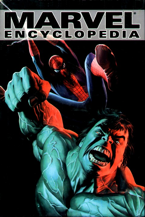 Marvel Encyclopedia Ebook