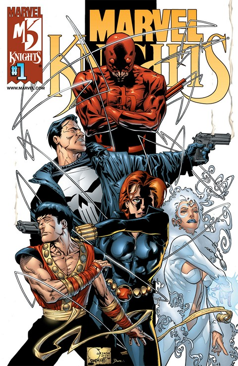 Marvel Knights Vol. 1 #1 – 15