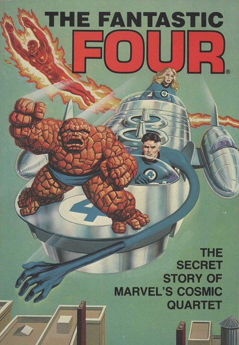 Marvel Secret Story