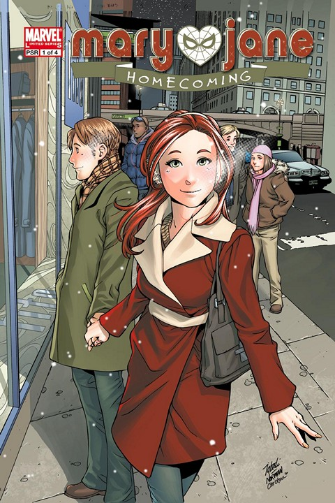 Mary Jane – Homecoming #1 – 4 + TPB (2004-2005)