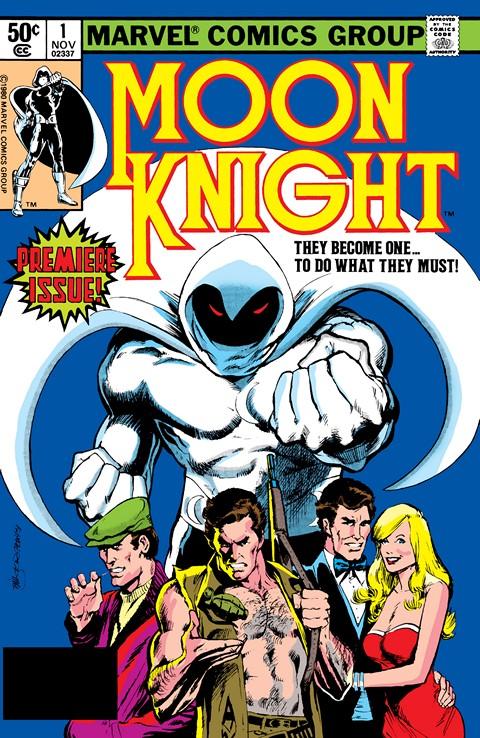 Moon Knight Vol. 1 – 6 + Mini-Series & Extras (1980-2019)