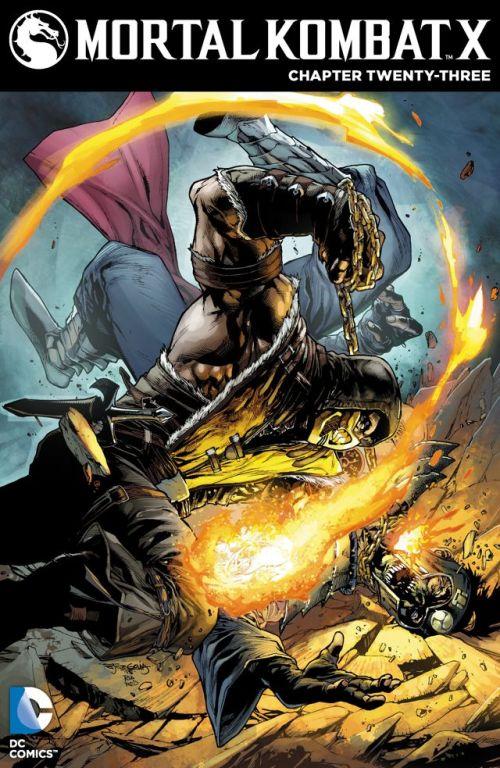 Mortal Kombat X #23