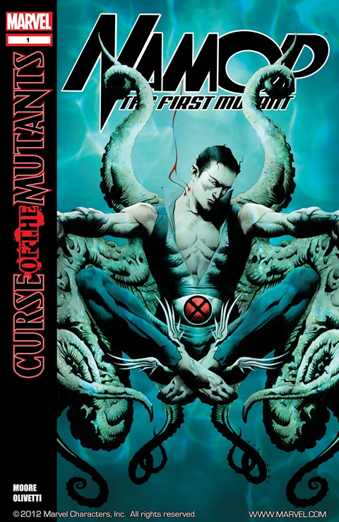 Namor – The First Mutant #1 – 11 (2010-2011)