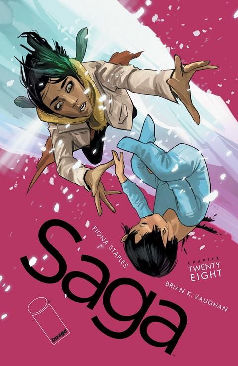 Saga #26 – 28
