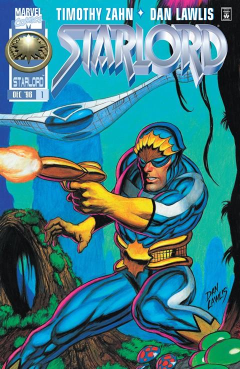 Star-Lord Vol. 1 #1 – 3