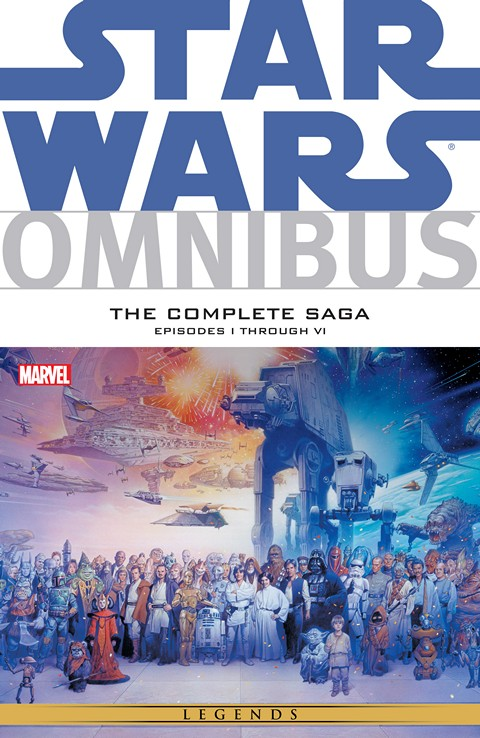 Star Wars Omnibus – The Complete Saga
