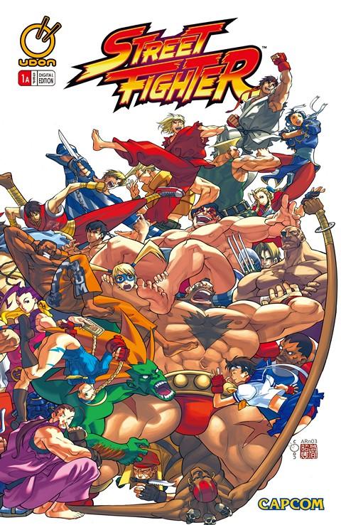 Street Fighter I, II + II Turbo