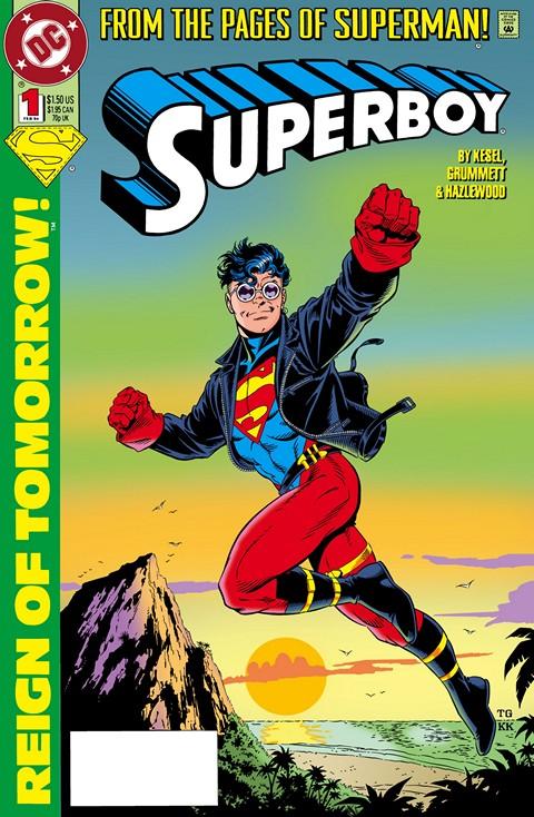 Superboy Vol. 3 #1 – 100 + Extras