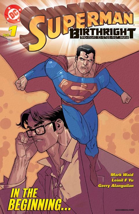 Superman Birthright #1 – 12