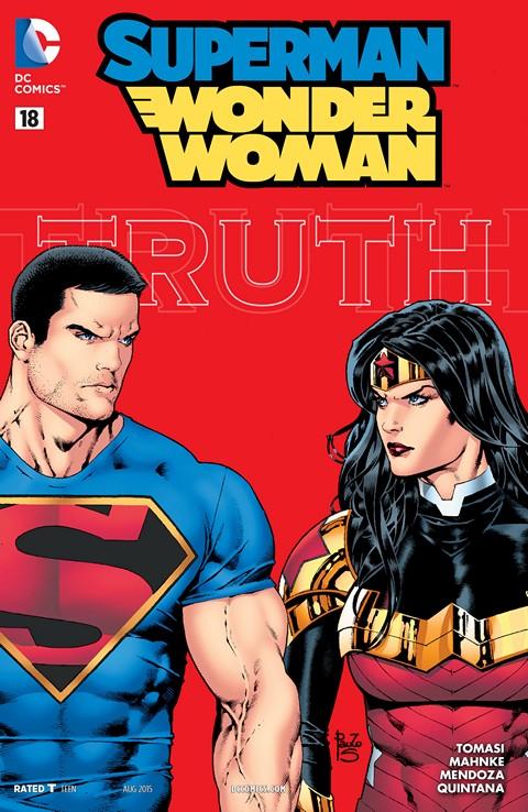 Superman-Wonder Woman #18