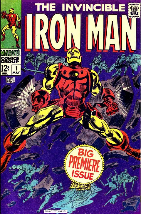 The Invincible Iron Man (Complete Collection) (1963-2013)