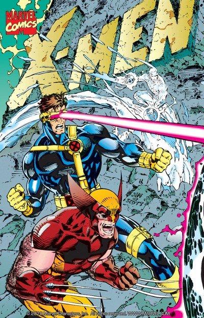 X-Men Vol. 2 #1 – 113 + Annuals (1991-2001)