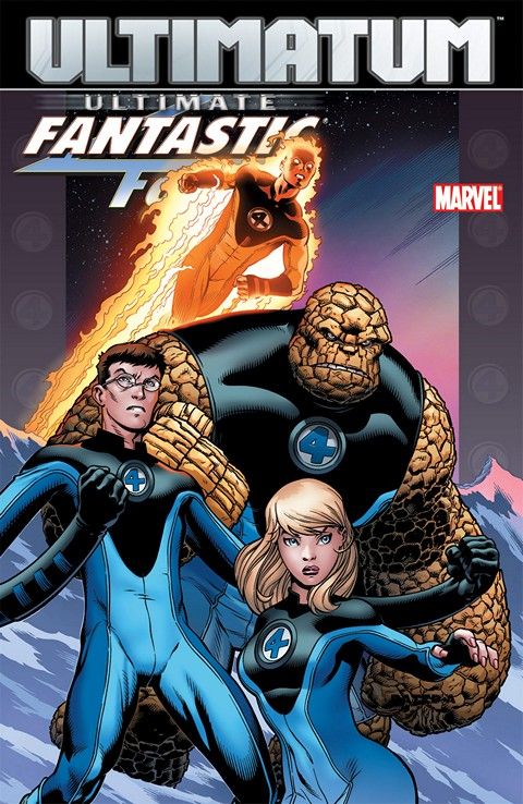 Ultimate Fantastic Four #1 – 60 + Extras