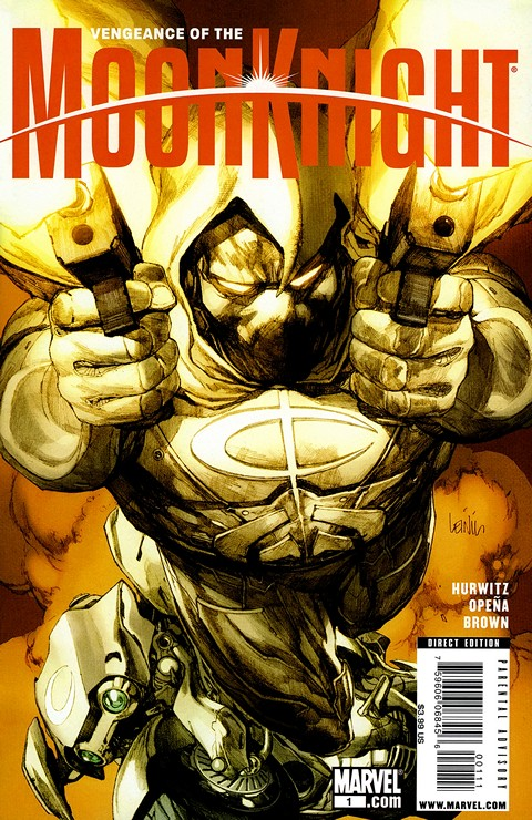 Vengeance of the Moon Knight #1 – 10