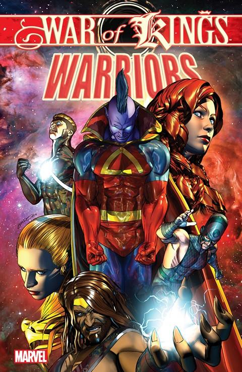War of Kings – Warriors (2010)