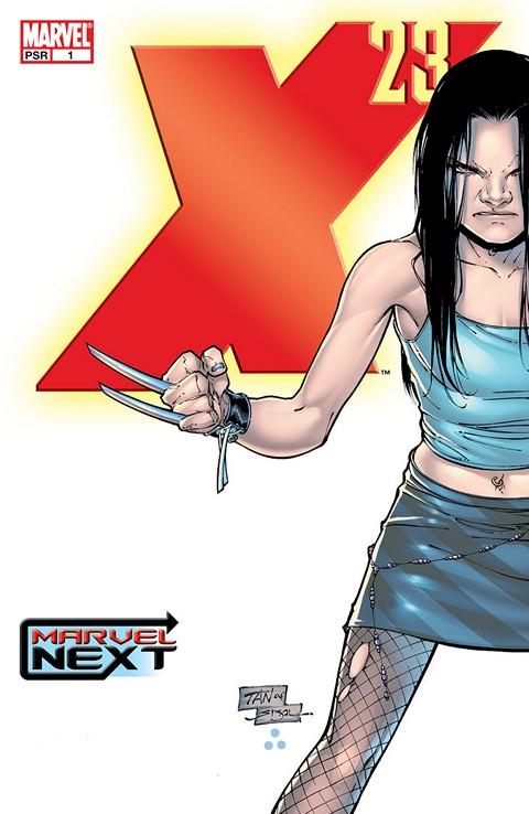 X-23 – Innocence Lost #1 – 6