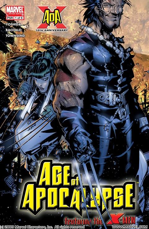 X-Men – Age of Apocalypse #1 – 6