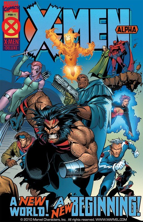 X-Men – Age of Apocalypse (Complete)