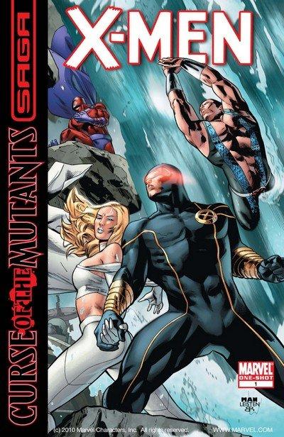 X-Men – Curse of the Mutants (Story Arc) (2010-2011)