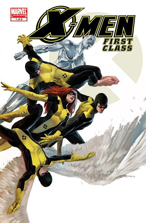 X-Men – First Class Vol. 1 + 2