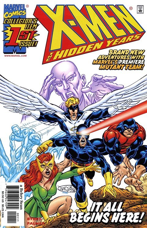 X-Men Hidden Years #1 – 22