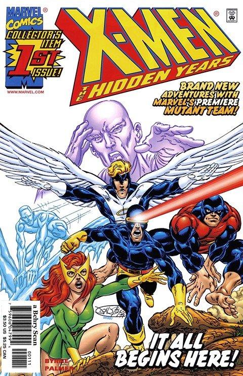 X-Men Hidden Years #1 – 22 (1999-2001)