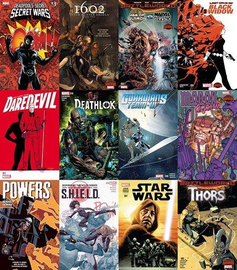 2015.07.29 Marvel Week+