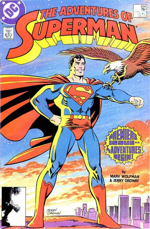 Adventures of Superman #0 + 424 – 649 + 1,000,000 + Annual (Complete)