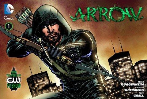 Arrow #0 – 36 + Extra