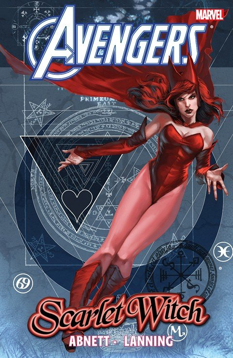 Avengers – Scarlet Witch
