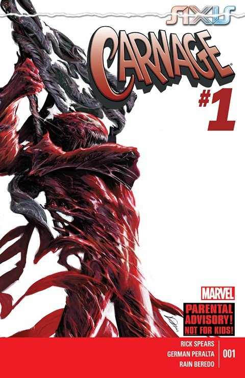 Axis Carnage #1 – 3