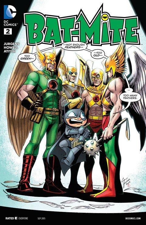 Bat-Mite #2