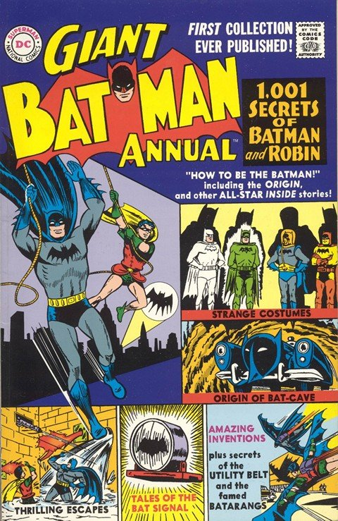 Batman – Annuals #1 – 28