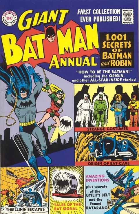 Batman – Annuals #1 – 28