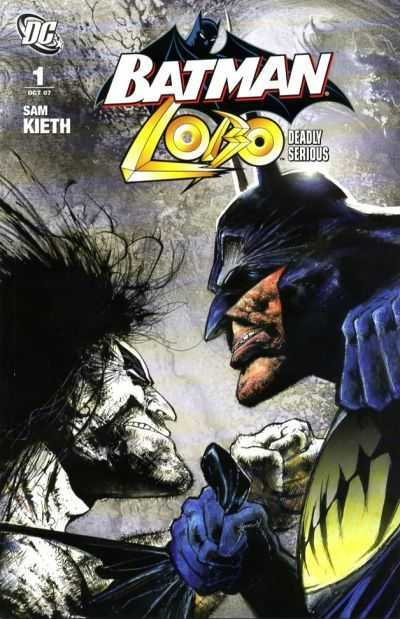 Batman-Lobo – Deadly Serious #1 – 2