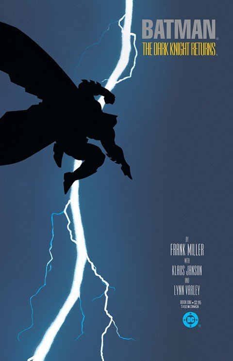Batman – The Dark Knight Returns #1 – 4