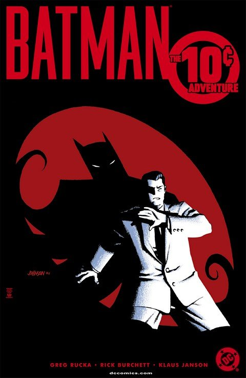 Batman – The Ten Cent Adventure #1